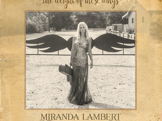 "Miranda Lambert, ""The Weight of These Wings"""