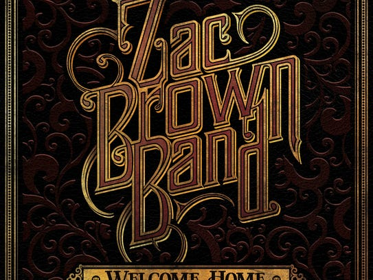 The cover of 'Welcome Home'