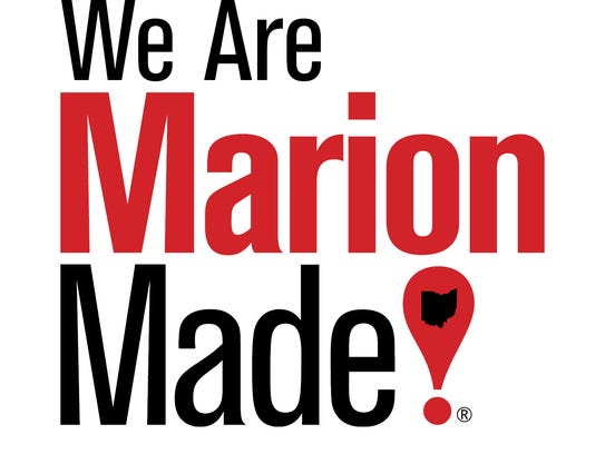 Marion Made logo