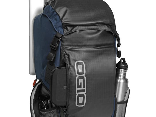 Ogio's Throttle backpack.