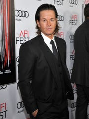 """Mark Wahlberg attends the AFI Closing Night Screening of """"Patriots Day"""" on Nov. 17, 2016, in Hollywood, Calif."""