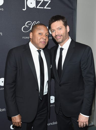 Harry Connick Jr. served as host for Jazz at Lincoln