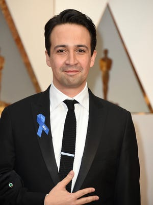 "The Milwaukee Repertory Theater will perform Lin-Manuel Miranda's musical ""In the Heights"" during the 2018-'19 season. Miranda also wrote and starred in the musical ""Hamilton."""
