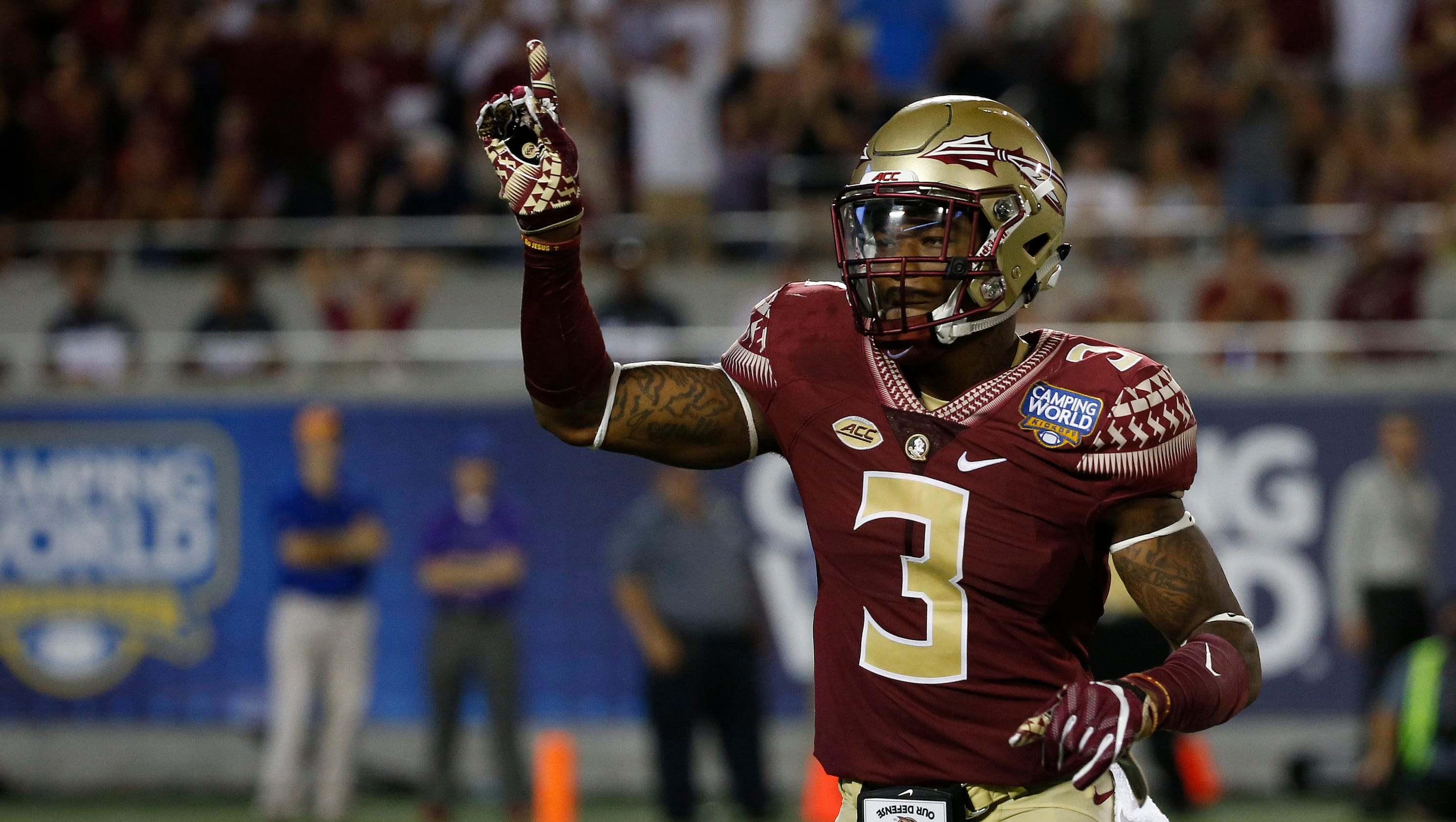 Florida State standout safety Derwin James out for Orange Bowl