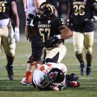 Western Michigan's key players for 2018: No. 17 Ali Fayad ahead of  curve at defensive end