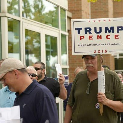 Supporters dismiss critics, stay true to Trump