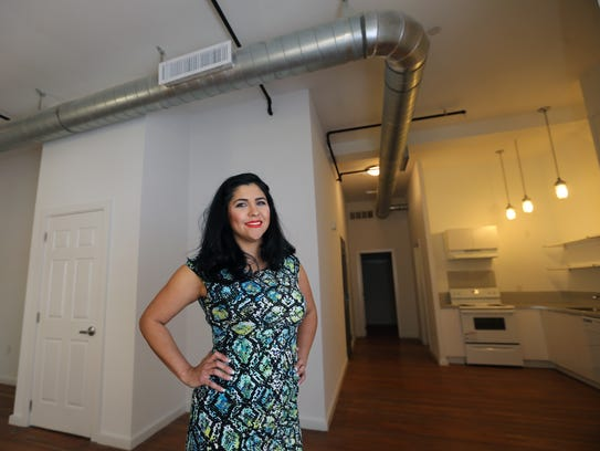 Elizabeth Moya, executive director of the El Paso Housing