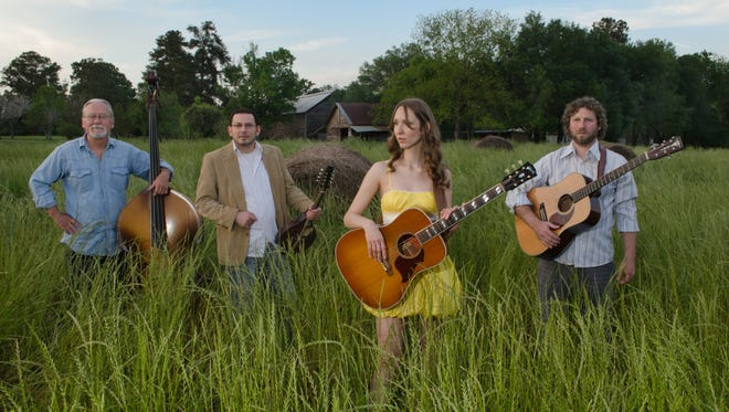 Kathryn Belle Long, winner of the 2018 Will McLean Best New Florida Song Contest, is the lead vocalist for local band Belle and the Band.