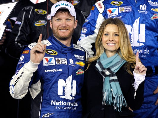 Amy Reimann, Dale Earnhardt Jr