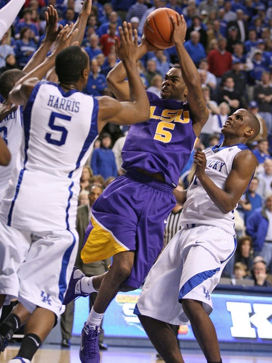 LSU v Kentucky