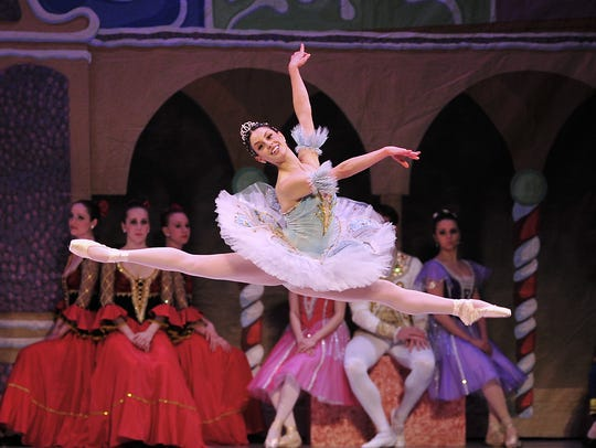 """First State Ballet's performance of """"The Nutcracker"""""""