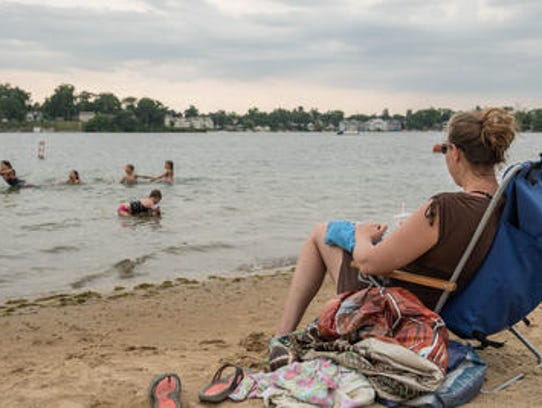 Willard Beach Park is open from April through the end