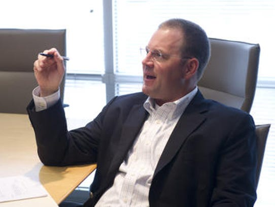 Sid Chambless, executive director of Nashville Capital