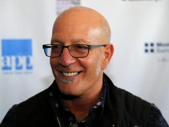 Patrick Schiavano, an artist and developer of Asbury