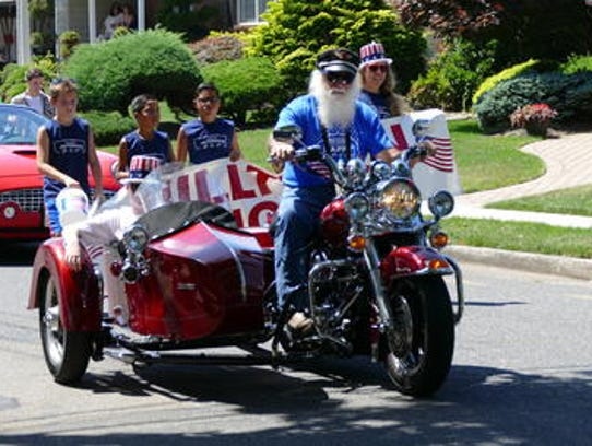 Milltown's 4th of July Parade and festivities in 2016.