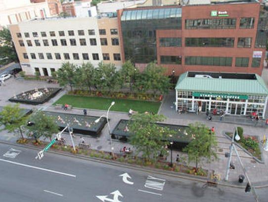 Renaissance Plaza in White Plains.