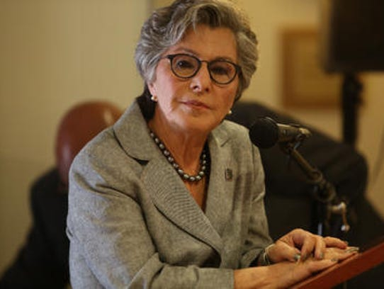 Former Sen. Barbara Boxer founded PAC for a Change after she left the Senate in January 2017.