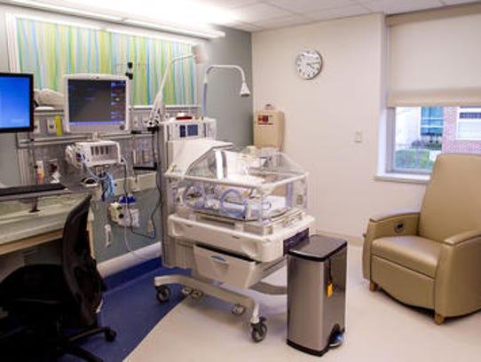 Hospital Hackensack Room
