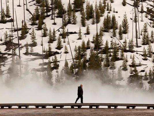 1 Yellowstone Drone