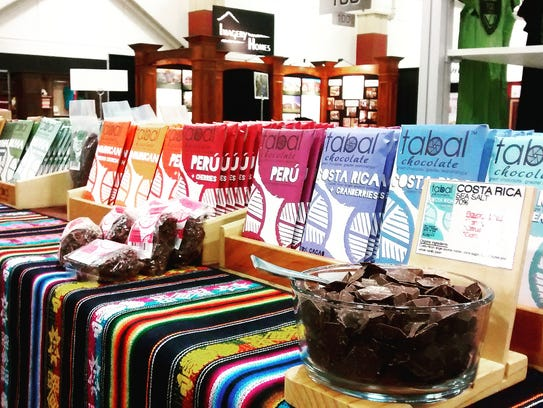 Tabal Chocolate, Tosa's newest chocolate shop, is now