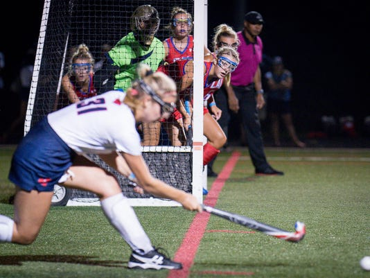 Apple Field Hockey Buzzer Game