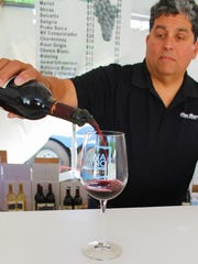 Enjoy a variety of wines from New Mexico wineries,