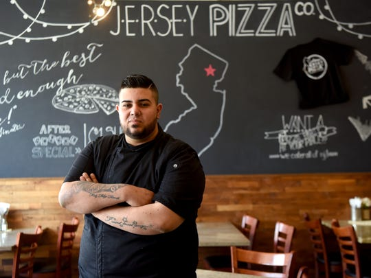 Waldy Salinas is owner of Adrian's Jersey Pizza Company in Wood-Ridge.