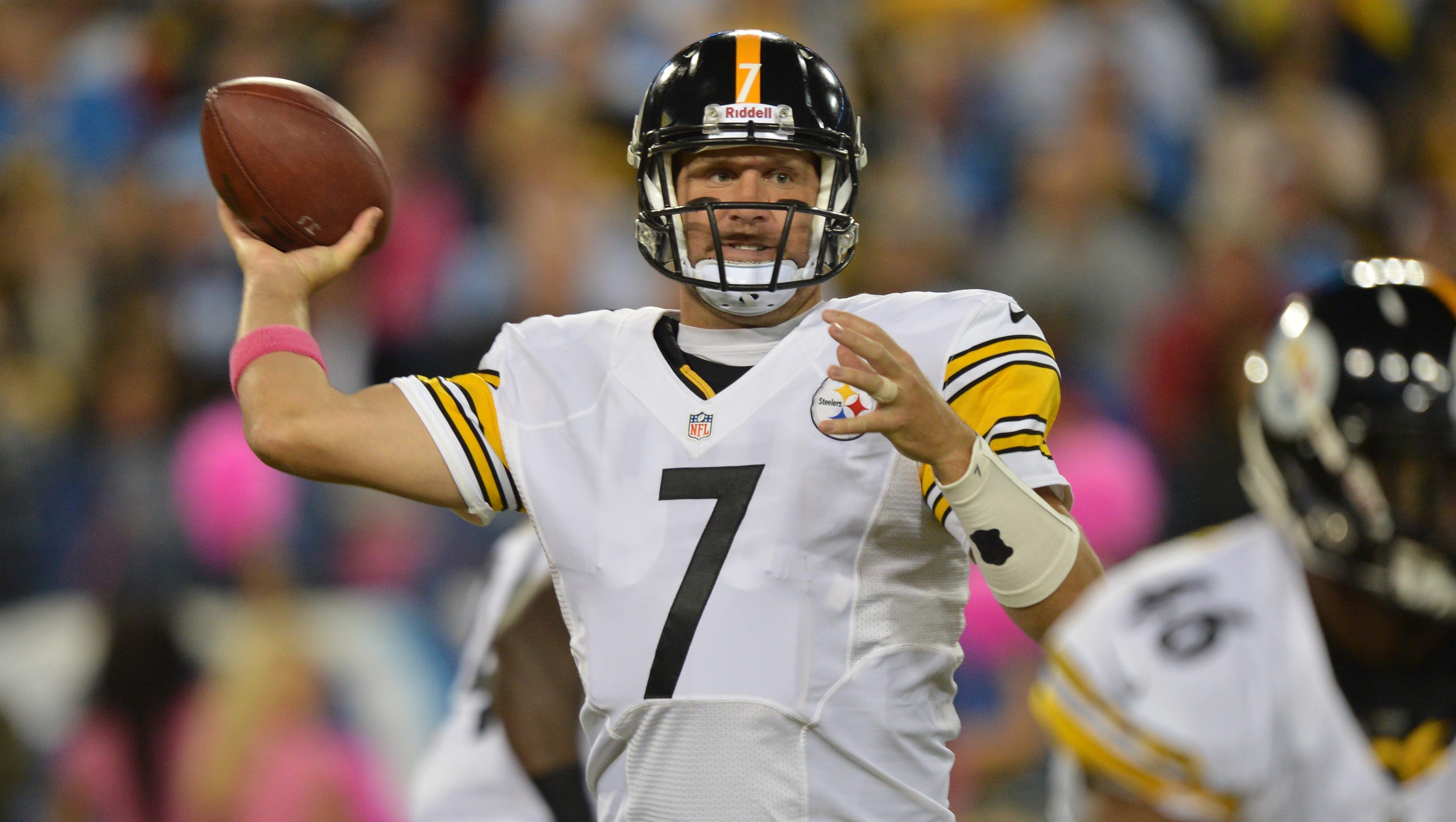 23. Ben Roethlisberger, Pittsburgh Steelers