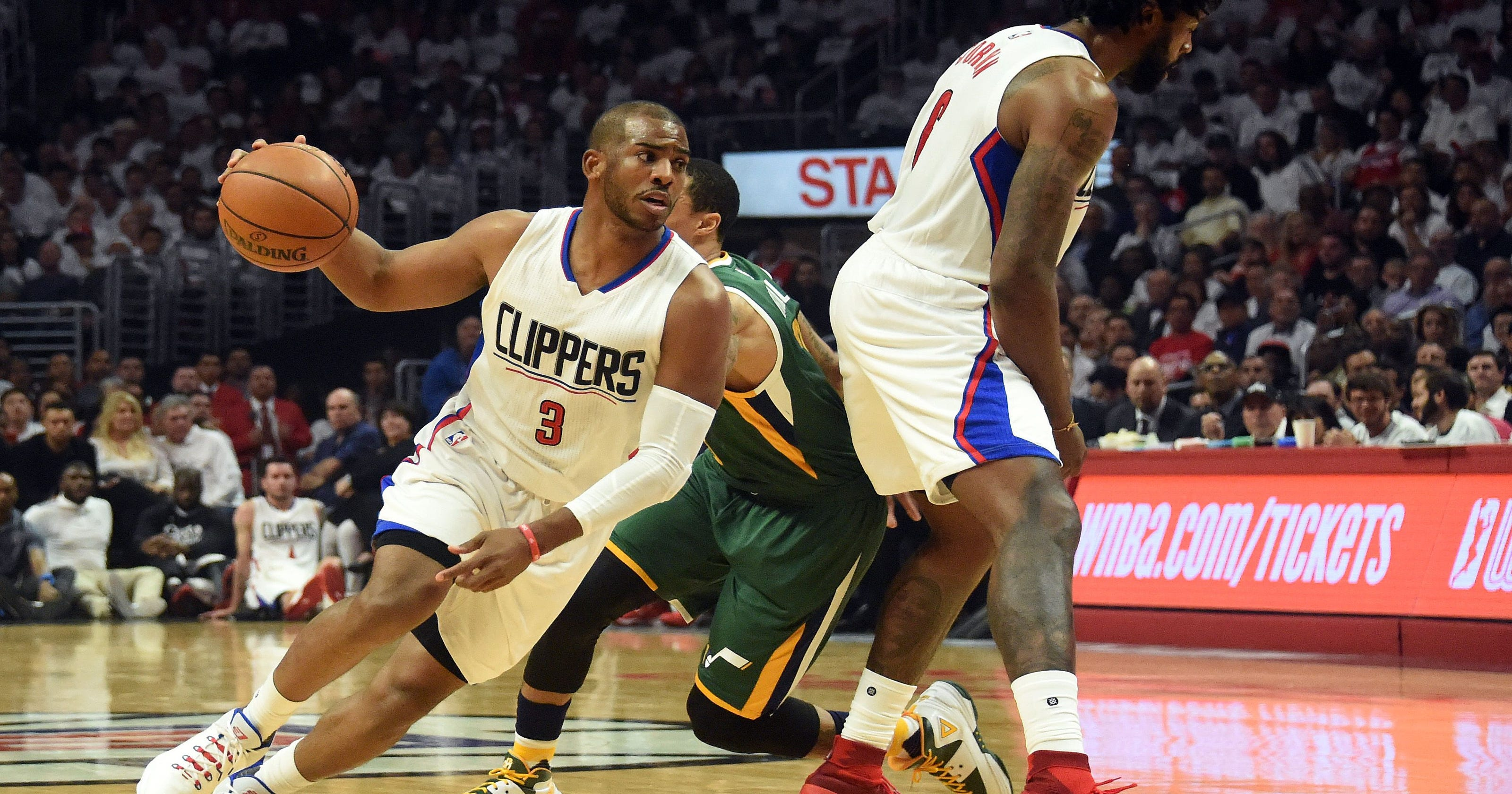 Chris Paul s motivation  Trade to Houston moves him closer to a title  contender 072059490