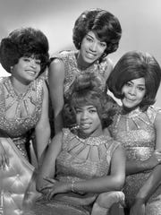 """Motown girl group the Marvelettes took """"Please Mr. Postman"""" to No. 1 on Billboard's pop singles chart in late 1961."""