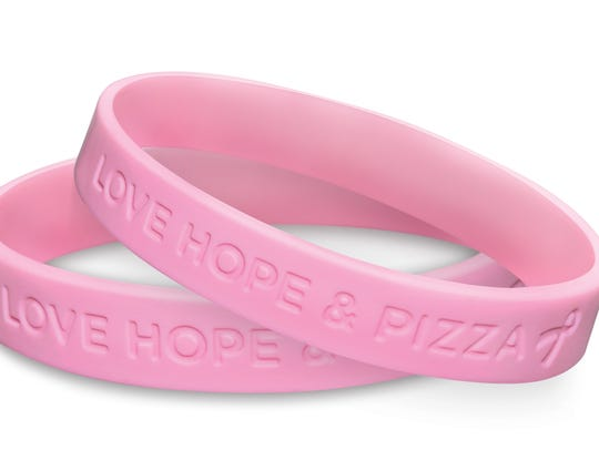 Proceeds form the sale of all pink merchandise will