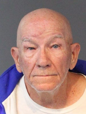 Tommy McAdoo, 76, was arrested for suspected involvement in a downtown Reno bank robbery.