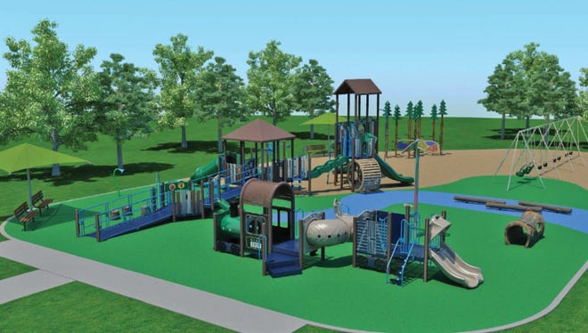 Optimist Park at 6244 Old Bagdad Highway in Milton will close for renovations Thursday.