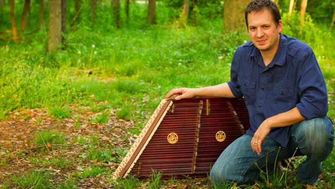"Ted Yoder, whose rendition of ""Everybody Wants to Rule the World"" on hammered dulcimer went viral in 2016, is in concert Sept. 16 at Birch Creek Music Performance Center in Egg Harbor."