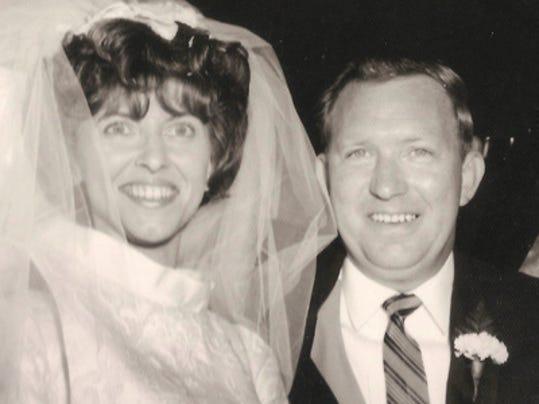 Anniversaries: Paul, Sr. Long & Grace Long
