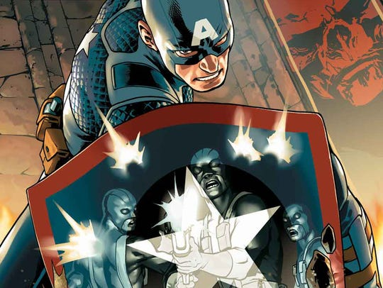 Captain America has been fighting Hydra for most of