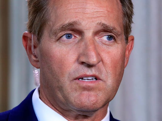 Image result for jeff flake pic