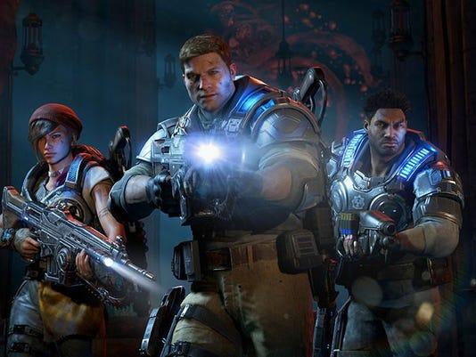 Games Gears of War (2)