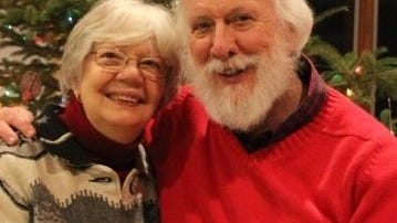 David and Karen Studebaker became permanent Door County residents in 2014.