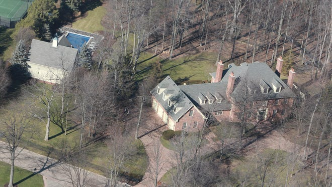 A 25-room Carmel home that belonged to disgraced attorney William F. Conour sold March 15 for $1.3 million. Conour's former 9,784-square-foot house is in a gated community at 10858 Sedgemoor Circle.