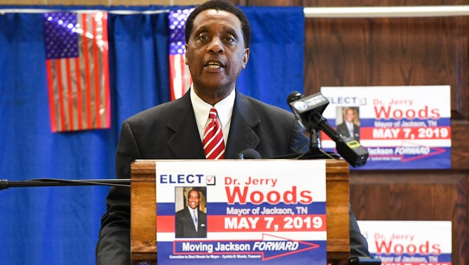 Dr. Jerry Woods