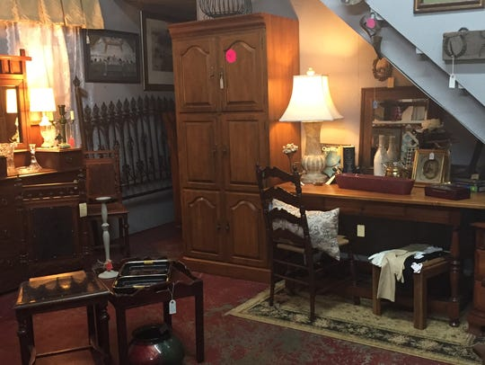 Owner Leslie Guillory saw treasures where others saw