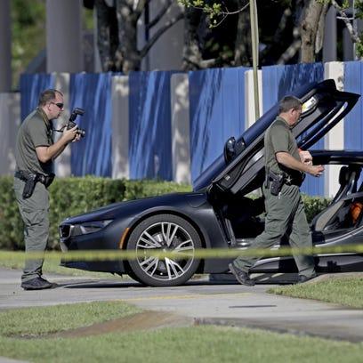 Rapper XXXTentacion shot, killed near Miami