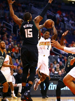 Eric Bledsoe is headed out of Phoenix. Greg Monroe is out of Milwaukee.