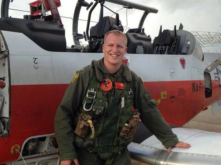 Josh Patton, a former Blackman two-sport athlete, is a Naval Academy graduate