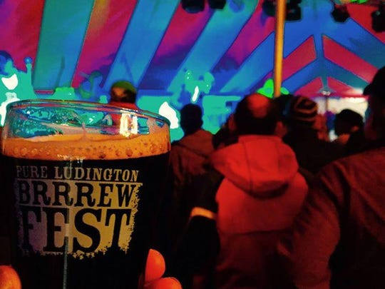 Bell's, Founders and Shorts are among the brewers who will be at the 2016 Brrrewfest in Ludington on Jan. 30.