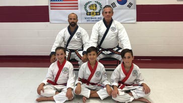 Viera Soo Bahk Do gains new black belts