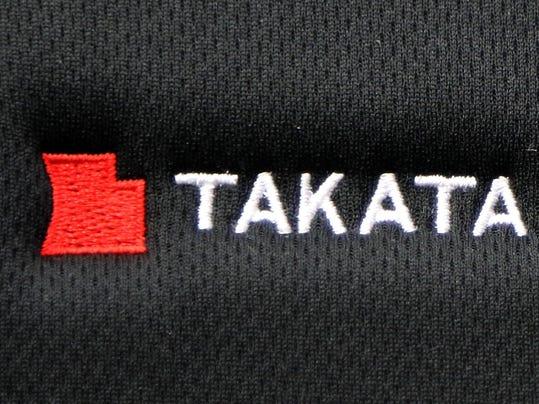 JAPAN-US-AUTO-RECALL-TAKATA