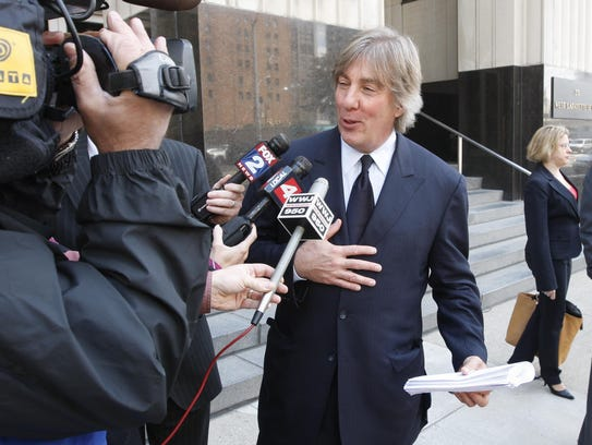 Lawyer Geoffrey Fieger has far stronger name recognition