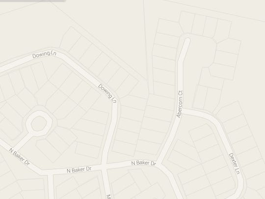 Jackson Police say an Abercorn Court homeowner was robbed at gunpoint Thursday night.
